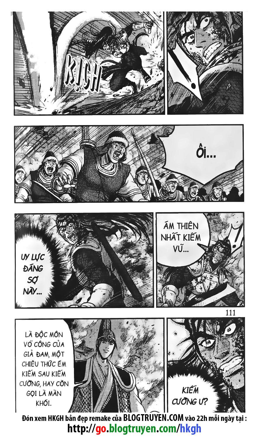 Hiệp Khách Giang Hồ - Hiệp Khách Giang Hồ Chap 393 - Pic 7