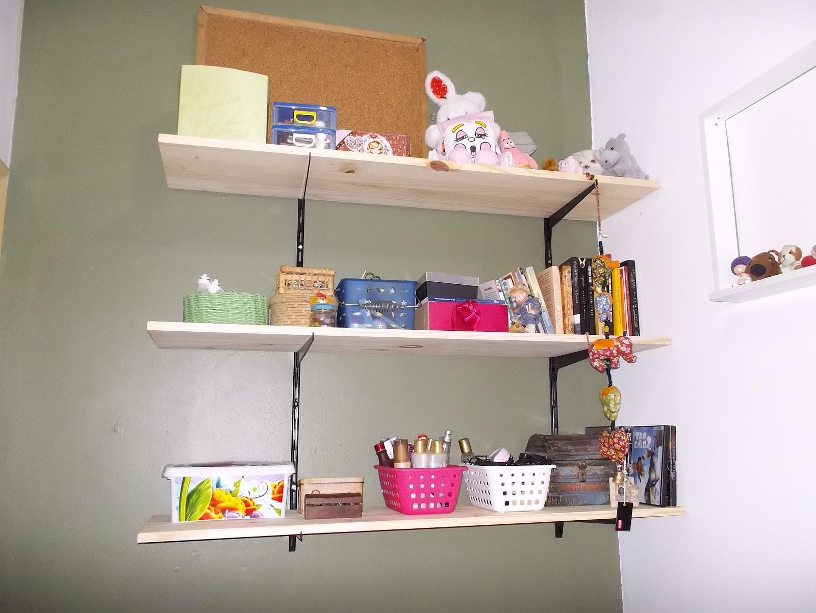 Casinha Bonitinha Organizando o quarto da Tatinha