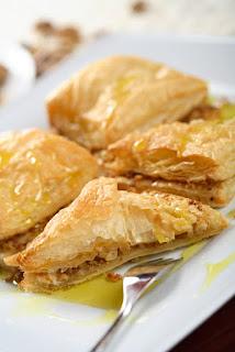 Easy Sweet Fig Baklava Recipe