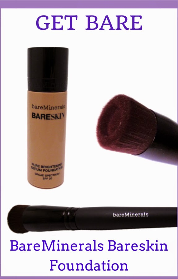 Looking for a skincare serum and makeup foundation in one? BareMinerals has it!