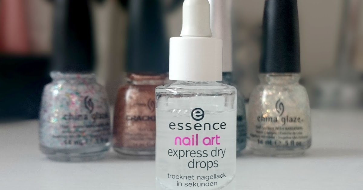 Peaceloventage Does This Work Essence Nail Express Dry Drops