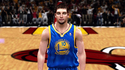 NBA 2K13 David Lee Cyberface Mod