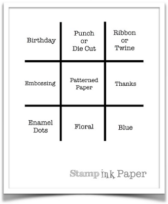 http://stampinkpaper.com/2015/07/sip-challenge-6-tic-tac-toe/