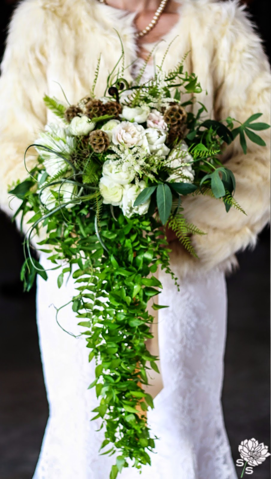 The Roundhouse Wedding - Beacon, NY - Hudson Valley Wedding - Bride's Bouquet - Wedding Flowers - Splendid Stems Floral Designs