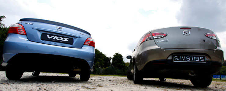 The Mazda2 Sedan And Toyota Vios Have Been Two Of Most Por Compact Sedans Available In Its Segment Thus Making A Good Ing Decision Between