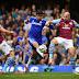 Premier League: Chelsea 3-0 Aston Villa
