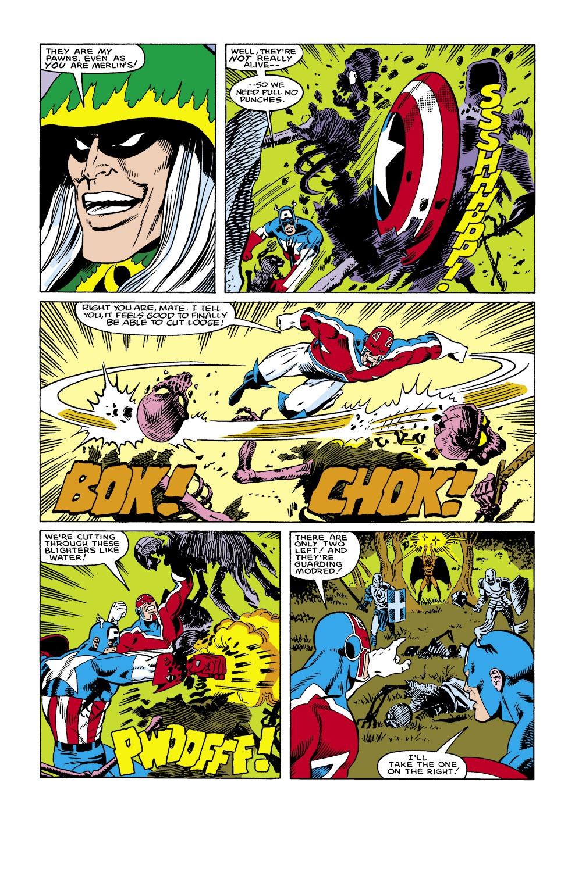 Captain America (1968) Issue #306 #234 - English 18