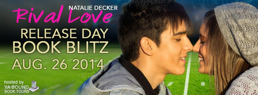 Rival Love Release Day Book Blitz & Giveaway
