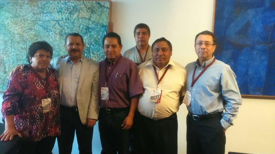 LA COORDINADORA DE MERCADOS DEL VALLE DE MÉXICO EN EL SENADO DE LA REPÚBLICA