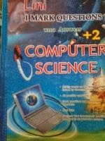 +2 Computer Science 1Mark Question & Answer by Lini