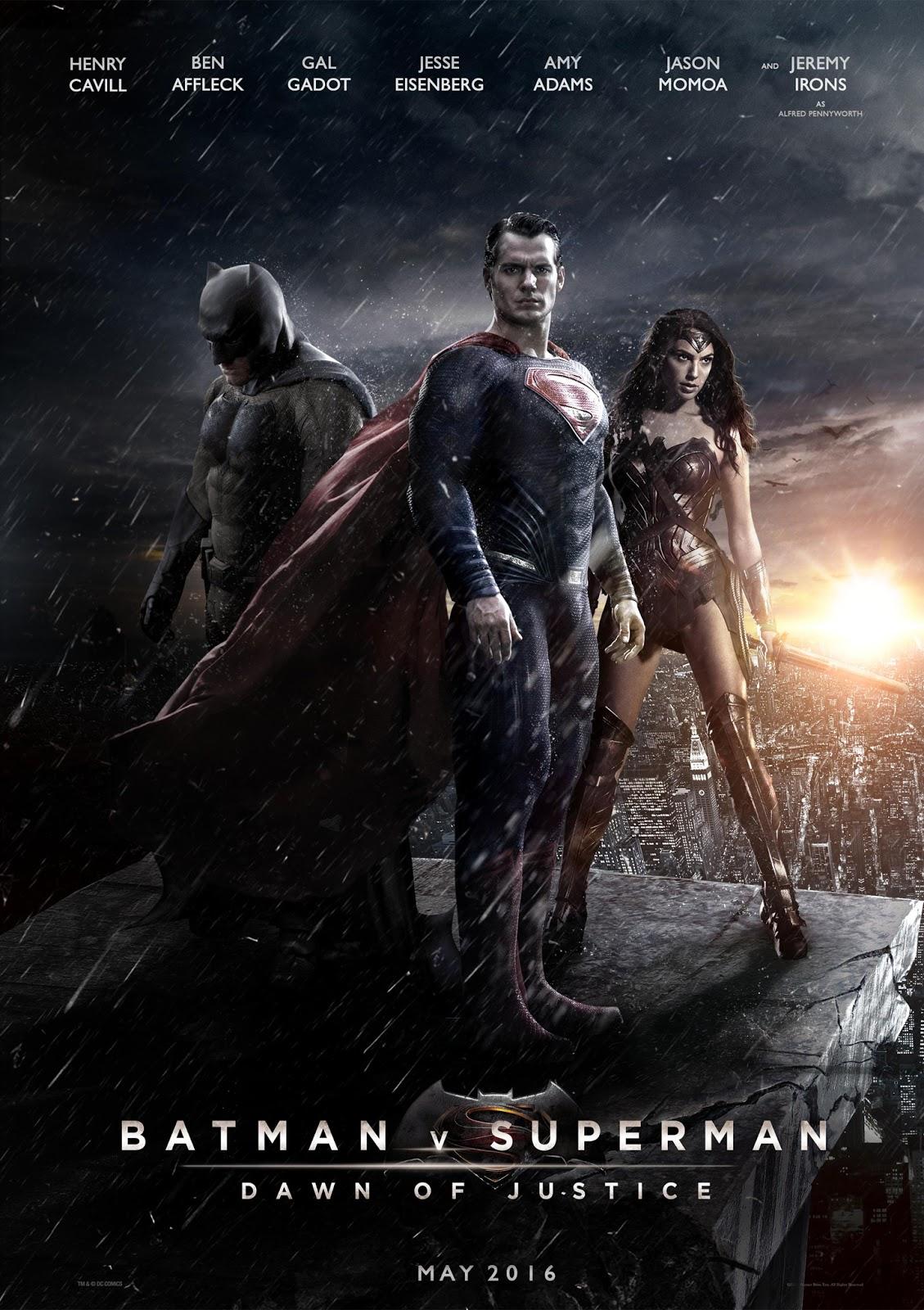 CIA☆こちら映画中央情報局です: <b>Batman v Superman</b> : 「<b>バットマン</b> <b>...</b>