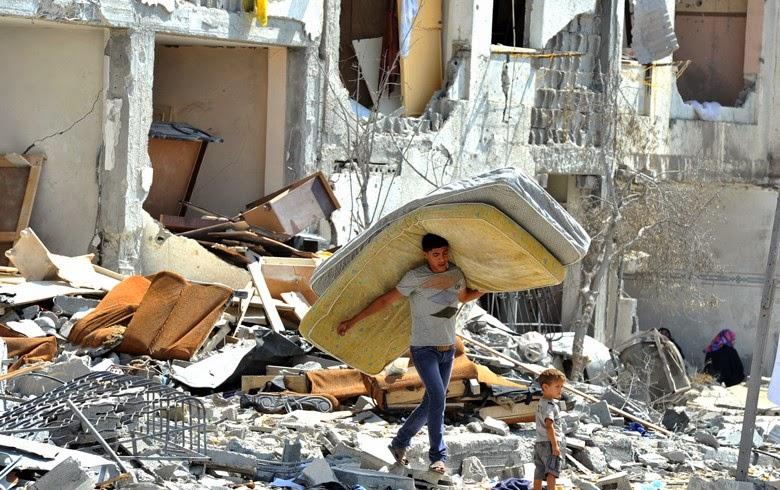 Exposição fotográfica retrata situação dos refugiados palestinos