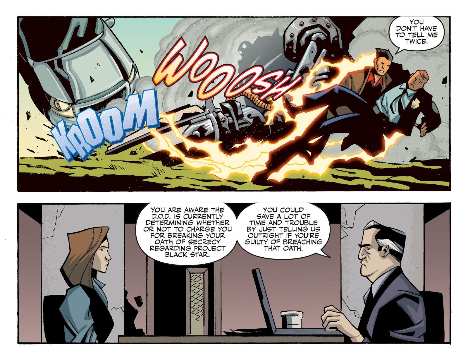 The Flash: Season Zero [I] Issue #19 #19 - English 8