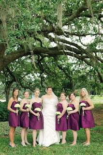 orlando wedding coordinator bridesmaids