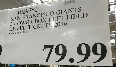 Green level tier price for 2 lower box San Francisco Giants tickets