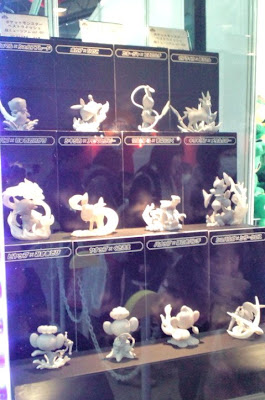 Pokemon Waza (Attacks) Museum figure Banpresto at WHF 2012 技ミュージアム