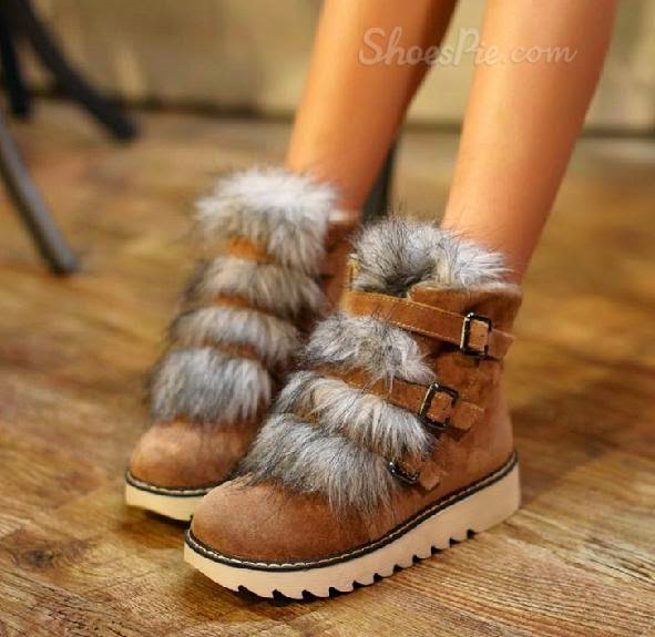 Shoespie Womens Christmas Boots