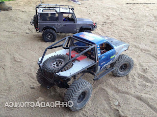 mobil off road 4x4 extreme
