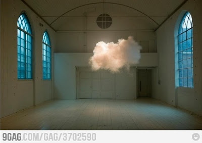 Nimbus Cloud Exhibit