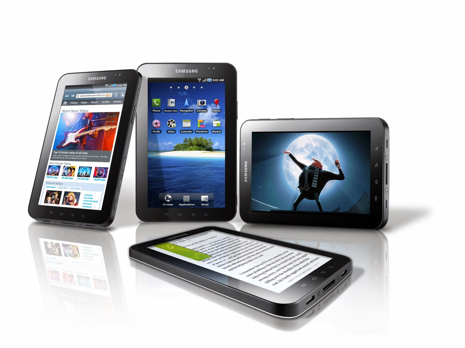 top and best 5 android tablets to buy in 2013 tip tech news. Black Bedroom Furniture Sets. Home Design Ideas
