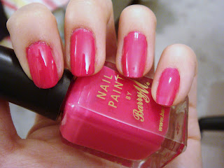 Stylish Pink Nail Paint | Here Everythink Is Stylish