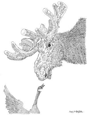 moose & goose