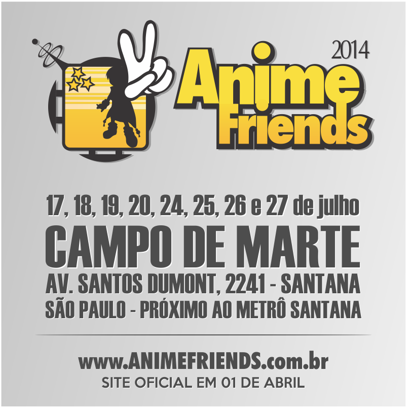 Anime Friends 2014