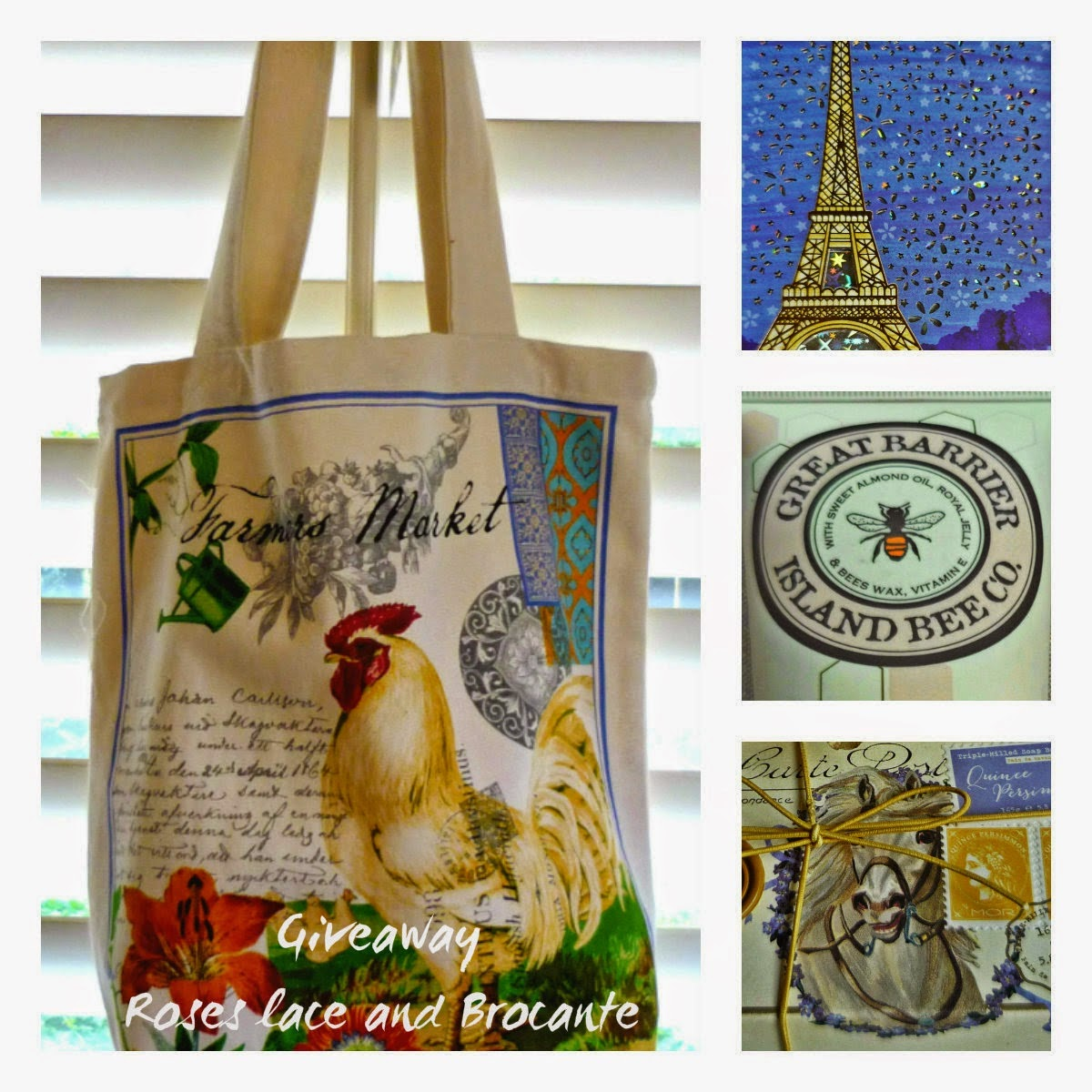 A BEAUTIFUL GIVEAWAY WITH FRENCH INSPIRED GIFTS, from dear Shane.