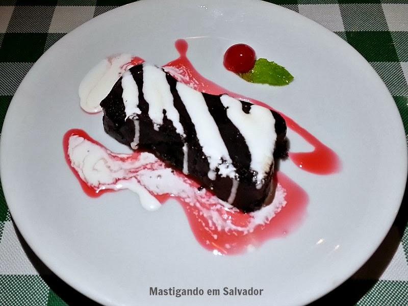 Cantina Du Vini: Torta Búlgara