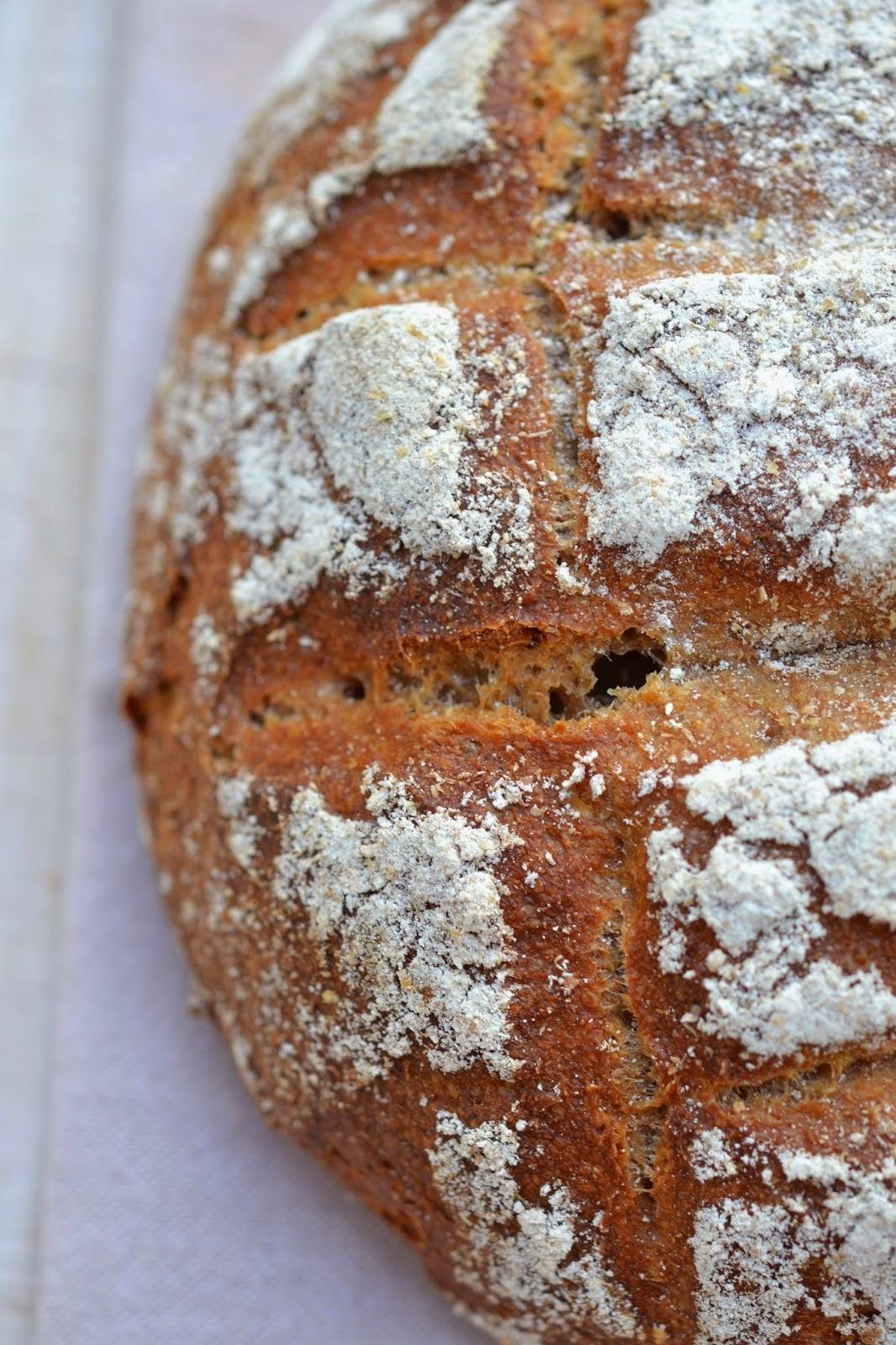 pain de seigle boulanger