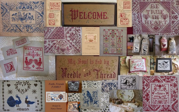 Great Giveaways at Victorian Motto Sampler Shoppe
