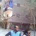 Δείτε την θεαματική κατάρρευση ενός κτηρίου σε μια πόλη της Αιγύπτου.