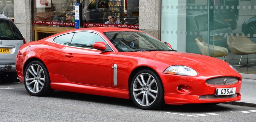 London Maserati