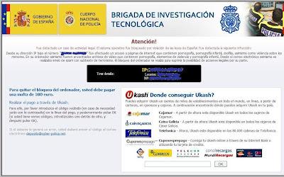 Ransomware: peleando contra el Virus de la Policía