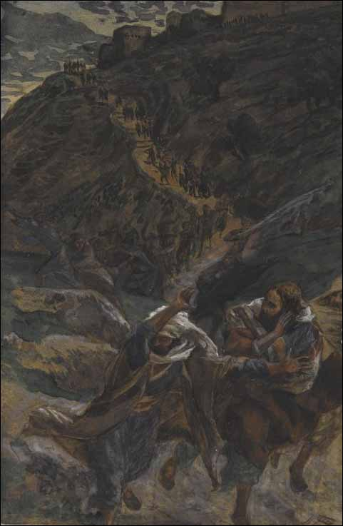 That Mysterious Young Man in the Gospel of Mark: Fleeing