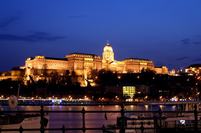 Buda Castle in Hungary. Photo: Wikimedia.org.