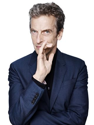 PeterCapaldi DoctorWho Number12 Photo by Rankin