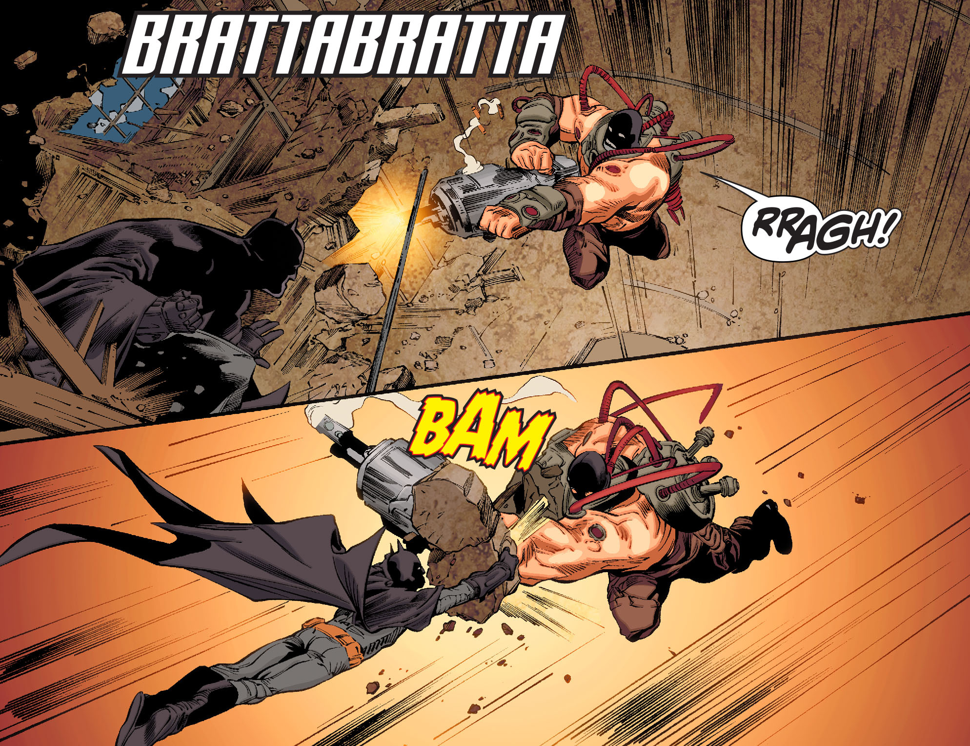 Batman: Arkham Knight [I] Issue #18 #20 - English 8