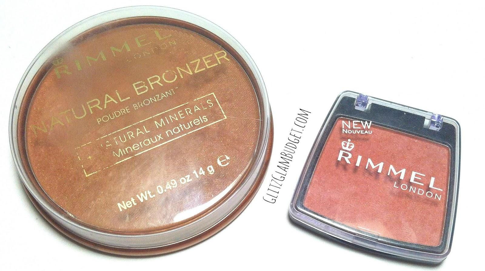 Rimmel Cosmetics Blush