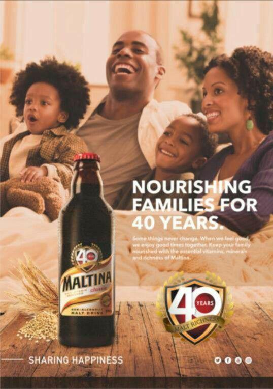 Maltina @ 40