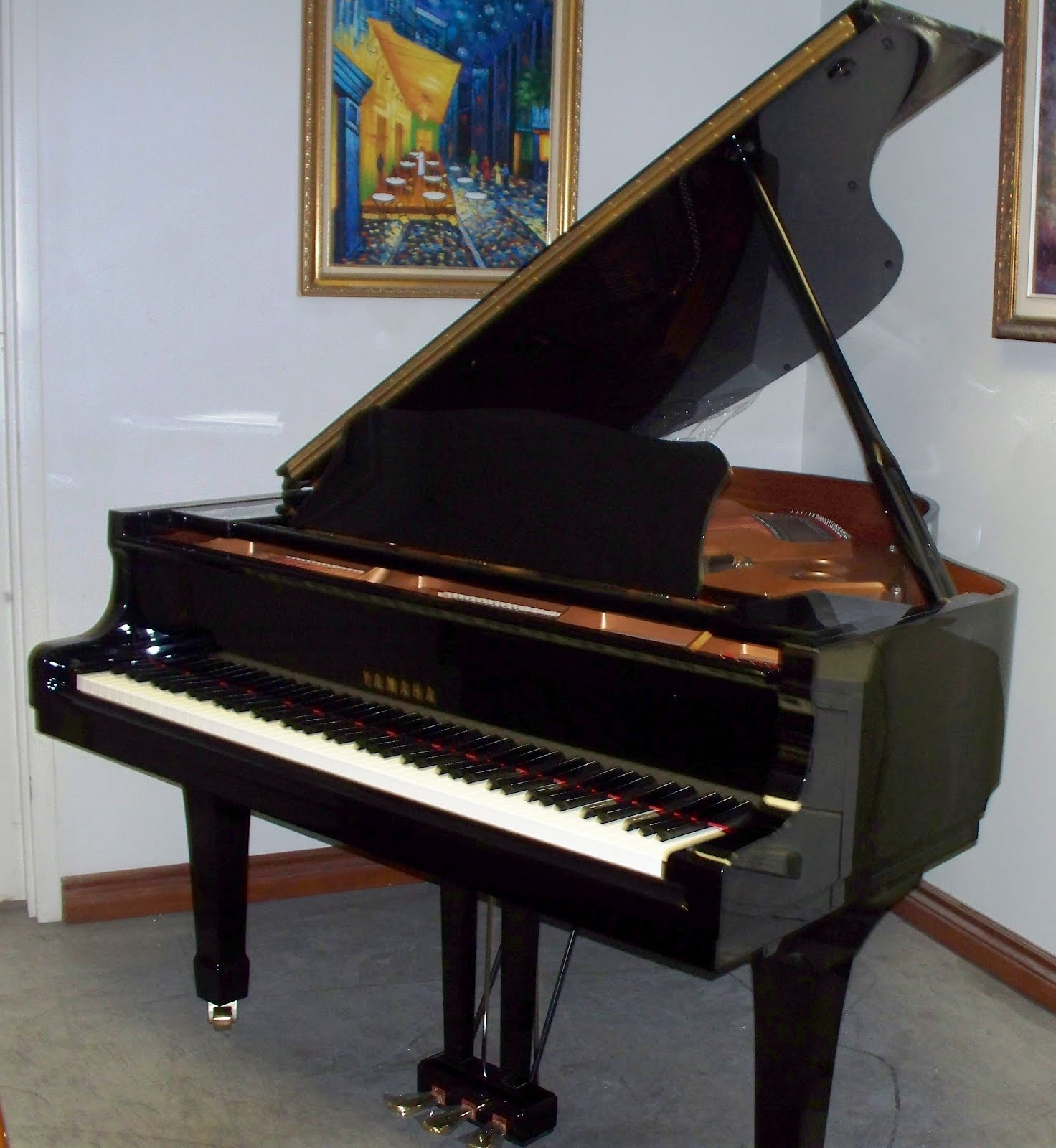 1999 yamaha c2 grand piano for sale car interior design for Yamaha grand pianos for sale