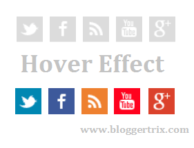 Social+Sharing+Buttons+With+Colorful+Hover+Effect