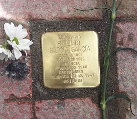 """Stolpersteine: """"Una piedra, un nombre"""""""
