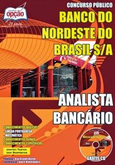 Concurso Banco do Nordeste do Brasil S/A (BNB)  ANALISTA BANCÁRIO 2014