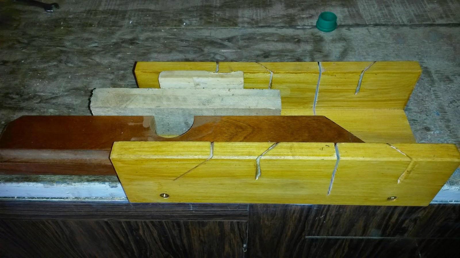 Oficina do Quintal: Como fazer uma bancada para tupia Parte II #66410B 1600x900