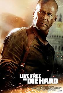 Live Free or Die Hard 2007 Hindi Dual Audio BluRay | 720p | 480p