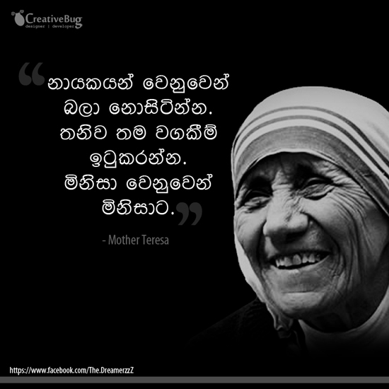 Sinhala Quote Collection Set 01