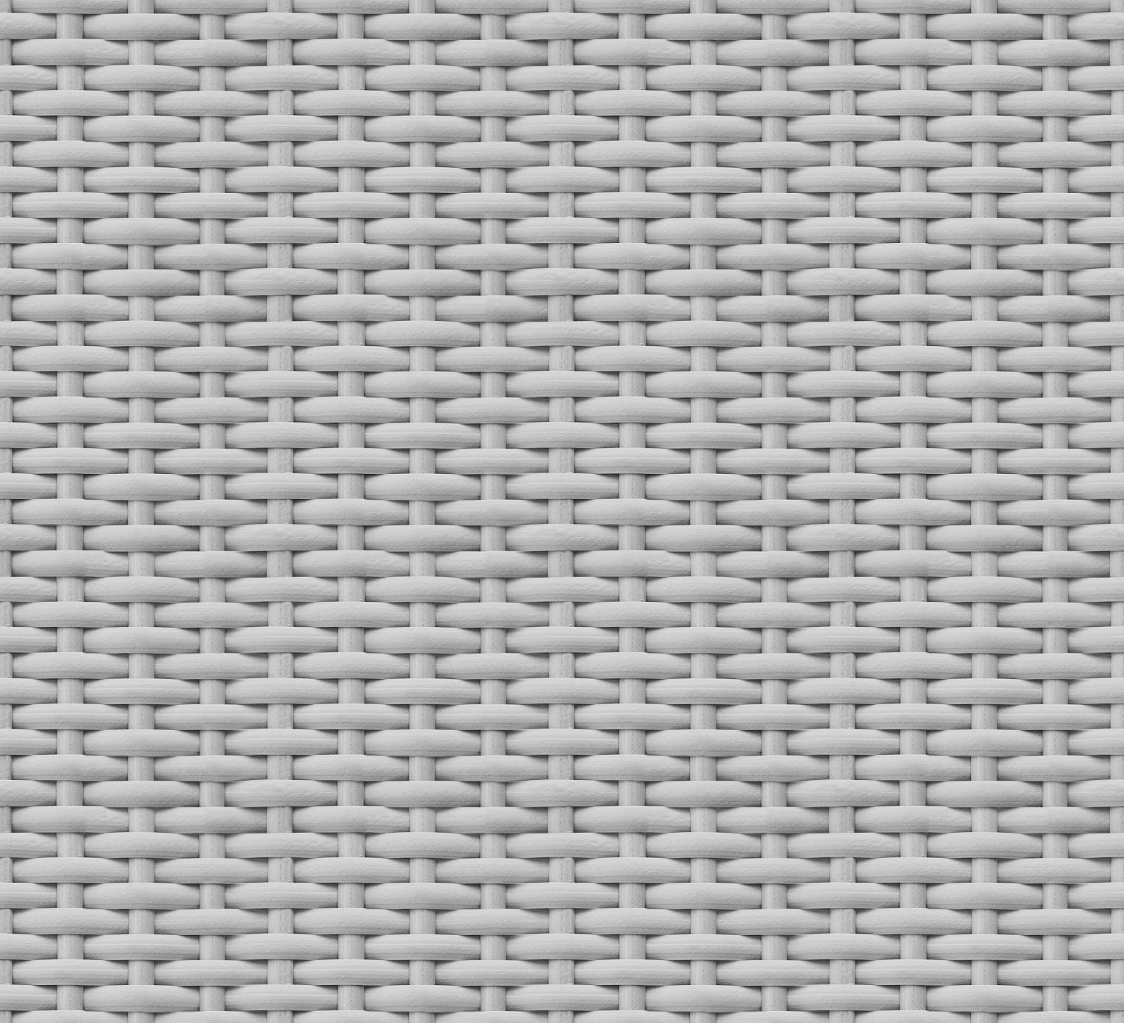 Tileable White Polyrattan Texture Maps Texturise
