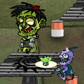 Eat My Foot Zombie | Toptenjuegos.blogspot.com