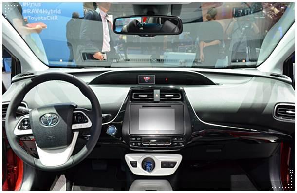 2016 Toyota Prius Frankfurt Redesign